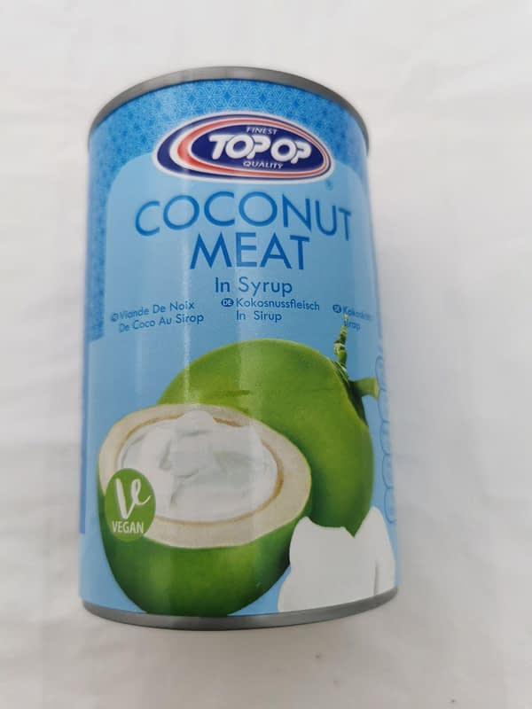 TOPOP COCOMEAT IN SYRUP 425g